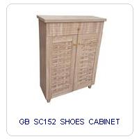 GB SC152 SHOES CABINET
